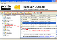 Outlook Recovery Program
