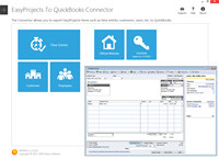 Easy Projects To QuickBooks Connector