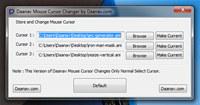 Daanav Mouse Cursor Software