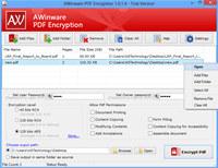 Batch Encrypt Acrobat PDF