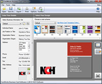 CardWorks Business Card Free for Mac
