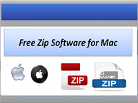 Free Zip Software for Mac