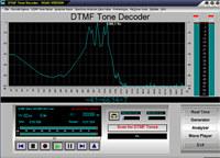 DTMF Tone Decoder