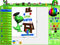 Little Painter screenshot medium