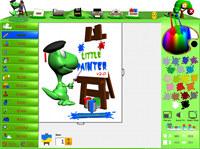 Little Painter screenshot medium