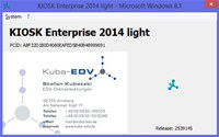 KIOSK Enterprise 2014 light screenshot medium