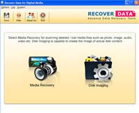 Efficient Digital Media Recovery Tool