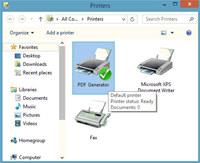 PDF Generator for Windows 8