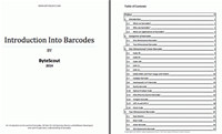 Introduction Into Barcodes E Book