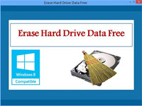 Erase Hard Drive Data Free