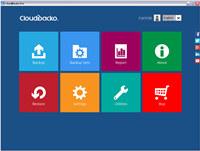 CloudBacko Backup Pro screenshot medium