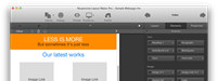 CoffeeCup Responsive Layout Maker Pro for OS X