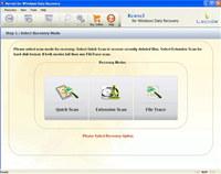 Restore Deleted Folder