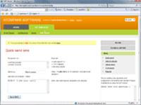 Atomic SMS Sender screenshot medium