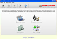 User Friendly Windows Data Recovery Tool