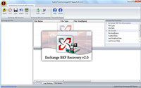 SysInfoTools Exchange BKF Recovery