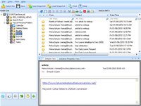 Fix Outlook PST Emails