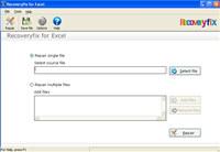 Repair XLS Files