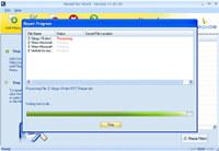 Word Repair Free Demo screenshot medium