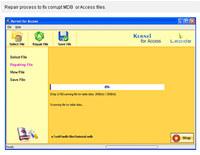 Repair MS Access Database