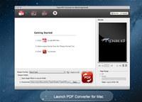 Tipard PDF Converter for Mac screenshot medium