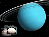 Uranus 3D Space Survey Screensaver for Mac OS X