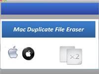 Mac Duplicate File Eraser