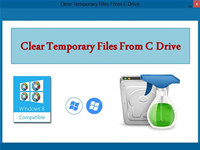 Clear Temporary Files From C Drive