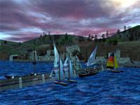 Seascape 3D Screensaver