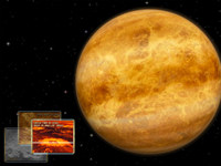 Venus 3D Space Survey Screensaver for Mac OS X