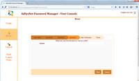 AdSysNet Password Manager