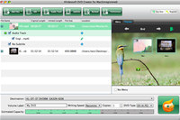 4Videosoft DVD Creator for Mac screenshot medium