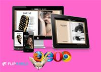 Free Html5 page Magazine creator for MAC