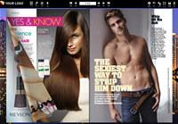 Free Html5 page flip e-Magazine Designer