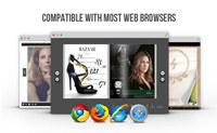 Free Html5 Flip Page e-Magazine maker