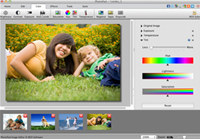 PhotoPad Free Mac Image and Photo Editor