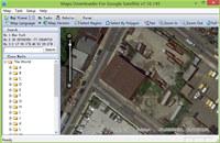 Maps Downloader For Google Satellite