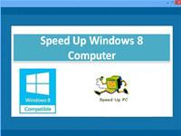 Speed Up Windows 8 Computer