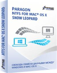 Paragon NTFS for Mac OS X Snow Leopard