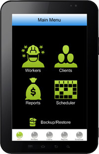 Pest Control Software for Mobile