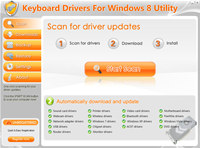Keyboard Drivers For Windows 8 Utility