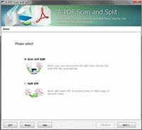PDF Scan Split