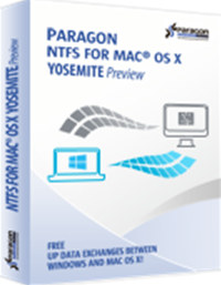 NTFS for Mac OS X Yosemite Preview screenshot medium