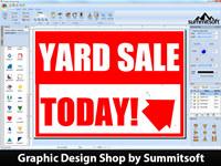 Graphic Design Shop