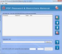 Apex Remove Owner Password