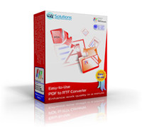 Easy-to-Use PDF to RTF Converter 2012
