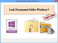 Lock Documents Folder Windows 7