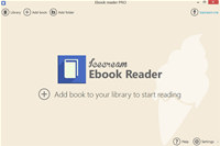 Icecream Ebook Reader screenshot medium