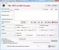 Ab Convert TIFF to PDF