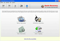 Immaculate Windows Data Recovery Utility